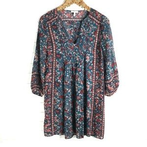 Joie Floral Tunic